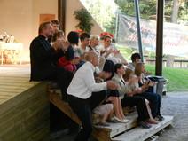 Saippuakuplia musikaali kesäteatterissa