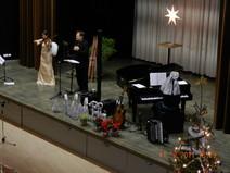 Poika tuli -joulukonsertti, Mika ja Anna Kaisa Karola ja Lasse Heikkilä