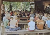 Leiri Kariniemessä 1975