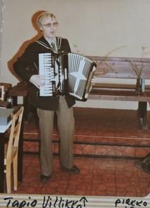 Tapio Villikka Kenian lähettin