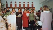 Joulujuhla 1996