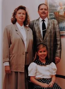Esa Kuusinen ja perheensä