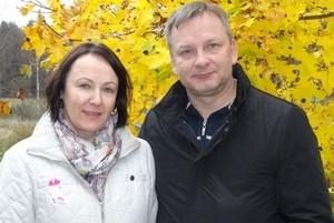 Jarmo ja Anita Saralahti