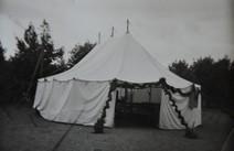 Telttakokoukset olivat suosittuja